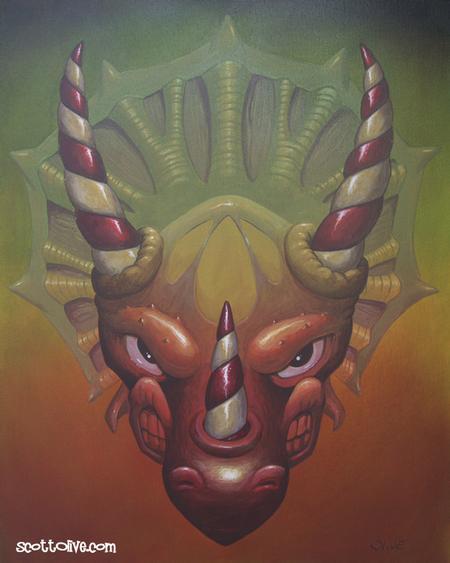 Scott Olive - Sarasota Swamp Donkey