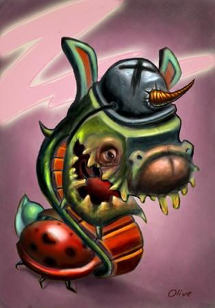 Scott Olive - Leader of the Ladybugs