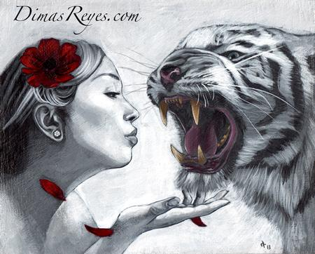 Dimas Reyes - She Soothes the Savage Beast