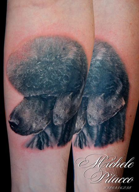 Tattoos - Style dog - 116058