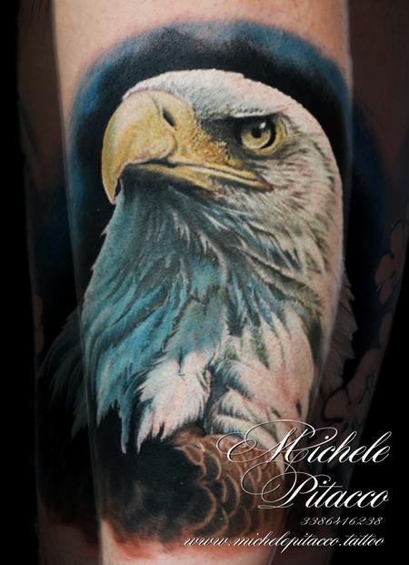 Tattoos - eagle - 127628