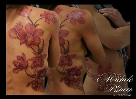 Tattoos - Orchis - 112180