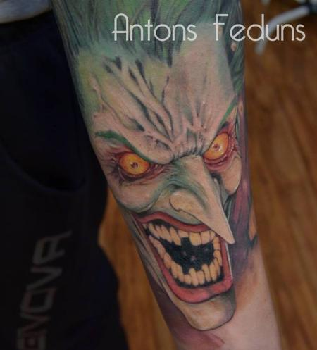 Tattoos - joker - 116931