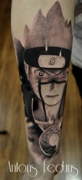 Tattoos - Naruto  - 89429