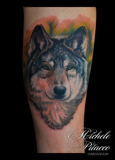 Michele Pitacco - Wolf