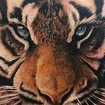 Tiger Tattoo Design Thumbnail