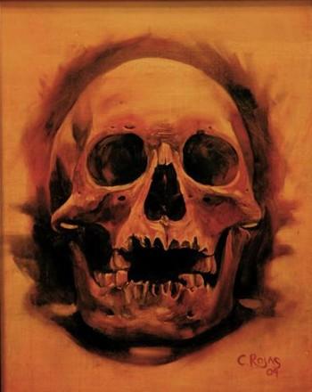 Tattoos - Skull Art - 39969