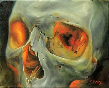 Tattoos - Skull Art - 39806