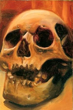 Tattoos - 2x3 Skull Art - 39807