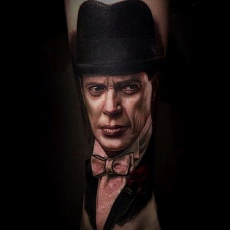 nucky thompson from boardwalk empire Design Thumbnail