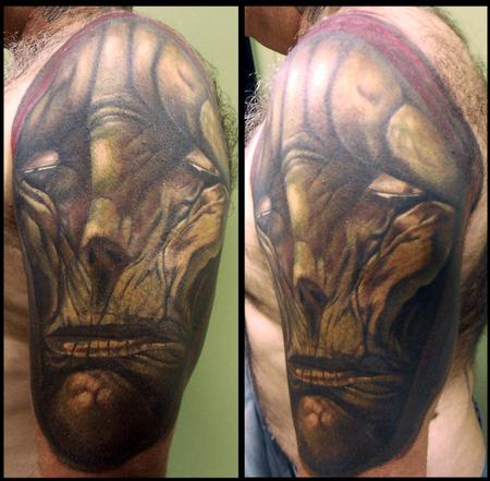 Steve Gibson - chet zar reaper cover up