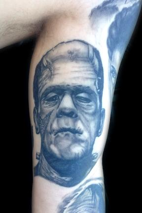 Tattoos - Frankenstein  - 79509