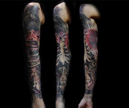 Tattoos - This Modern Love Breaks Me - 88971