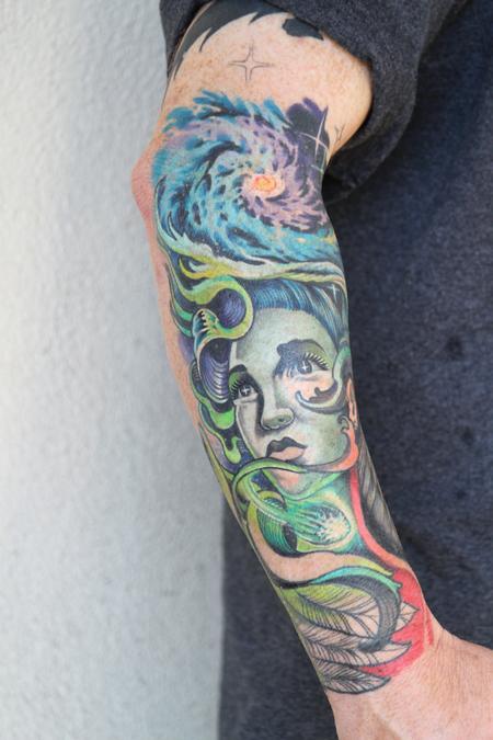 Tattoos - Virgo - 88854