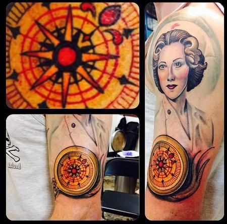 Patrick Sweeney - Compass