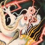 Tattoos - white dragon - 87394