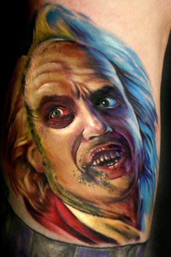 Paul Acker - Beetlejuice