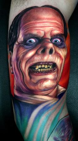 Tattoos - Phantom Of the Opera Tattoo - 36474