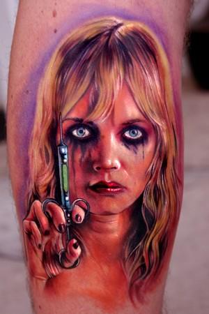 Tattoos - Planet Terror Tattoo - 36456