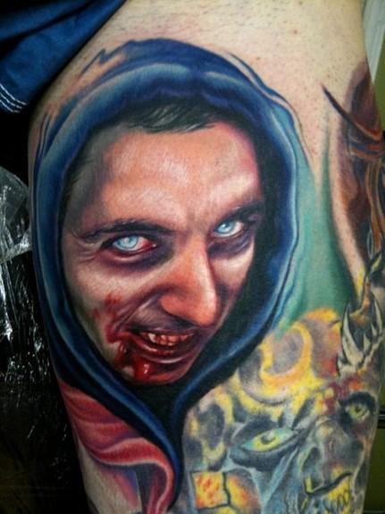 Tattoos - Zombie Self Portrait - 51619