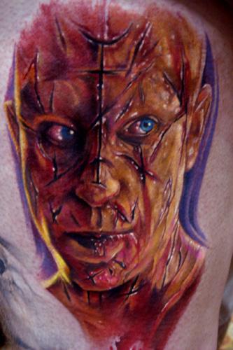 event horizon by paul acker tattoonow