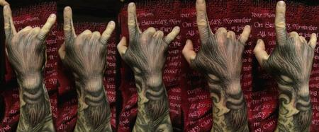 Tattoos - Throw the Horns! - 108502