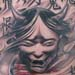 tattoo galleries/ - Hanya with script tattoo