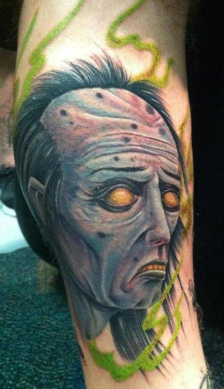 Tattoos - Zombie - 71504