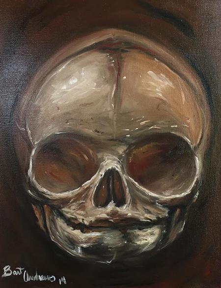 Tattoos - Fetal Skull - 117051