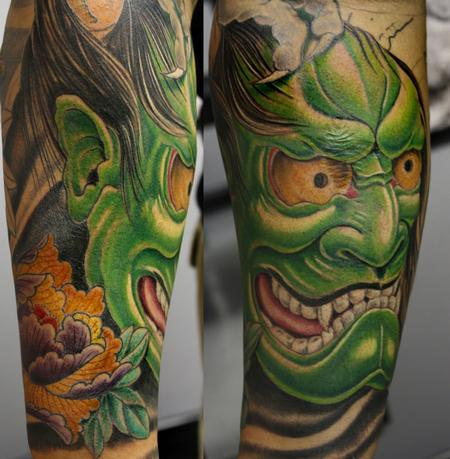 Tattoos - Hannya Mask  - 74872