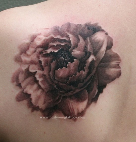 chrysanthemum flower tattoo. Tattoos Flower. Chrysanthemum