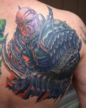 Phil Young - Fantasy warrior guy