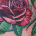 Tattoos - Lower back roses - 37391