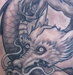 Tattoos - Dragon done in Iceland - 48806