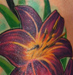 Tattoos -  side flower - 32850