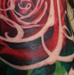 Tattoos - Neck Rose - 28440