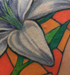 Tattoos - Stain glass lily  - 47364