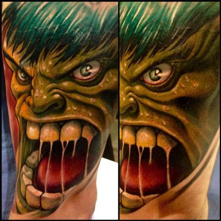 Picasso Dular - Hulk smash