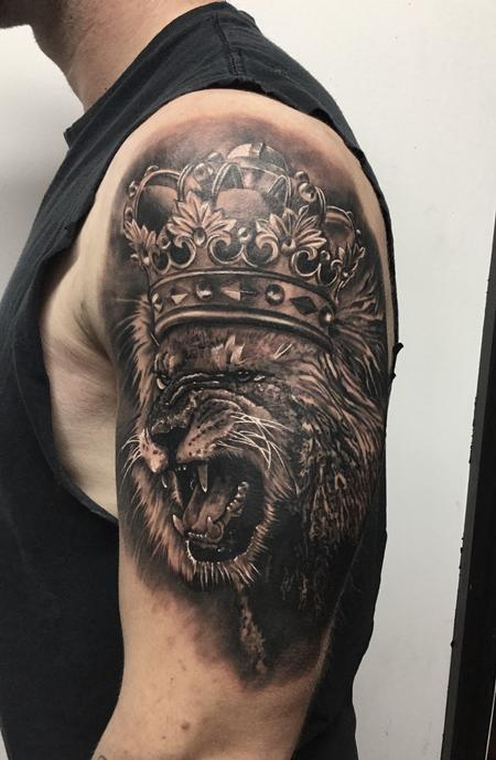 Tattoos - Lion King II - 131715