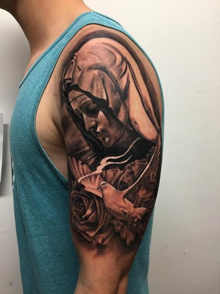 Tattoos - M. A. Pietà - 129842