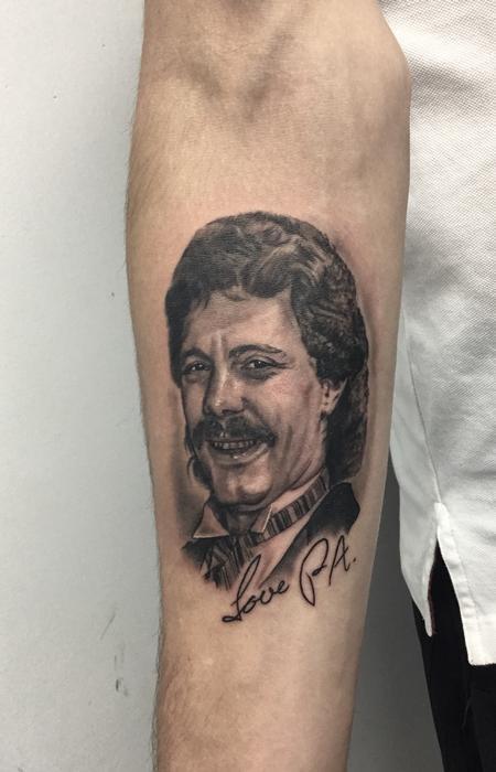 Tattoos - Memorial - 130128
