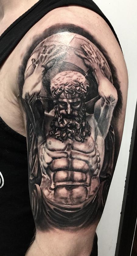 Tattoos - ATLAS - 130374