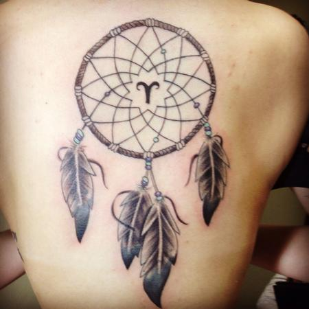 Tattoos - Dream Catcher  - 87621