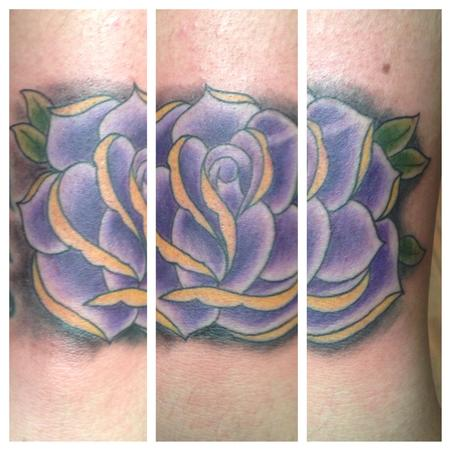 Tattoos - Rose tattoo  - 89085