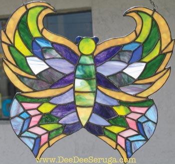 Looking for unique  Art Galleries? Colorful Butterfly