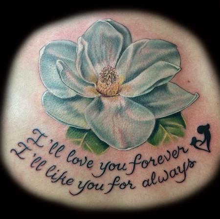 Dee Dee - magnolia