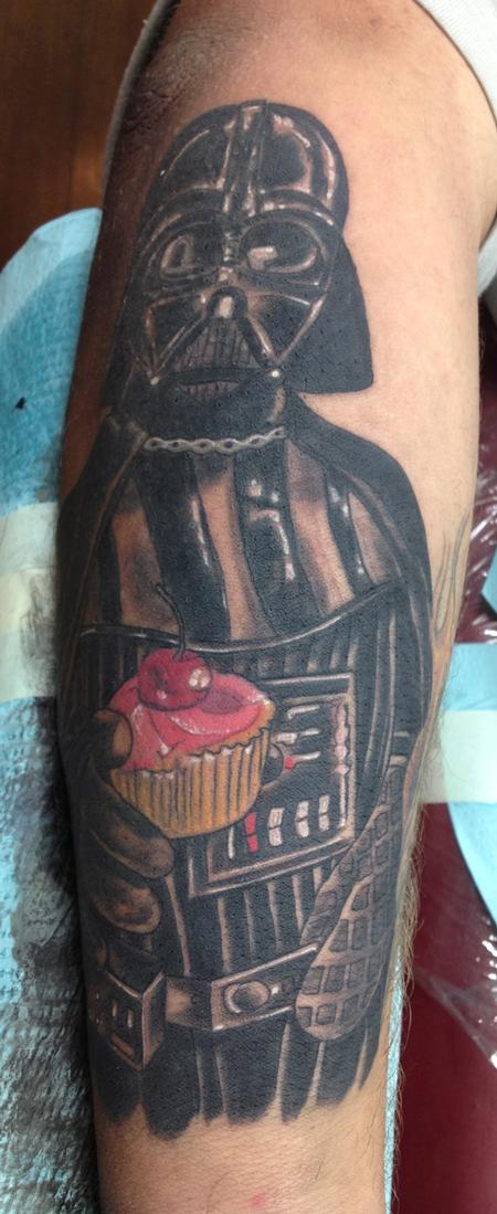 Jason A Leigh - QUICK BACK VADER