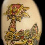 Tattoos - Palidin - 69928