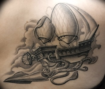 Russ Abbott - Airship Tattoo