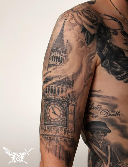 Tattoos - Big Ben - 70053